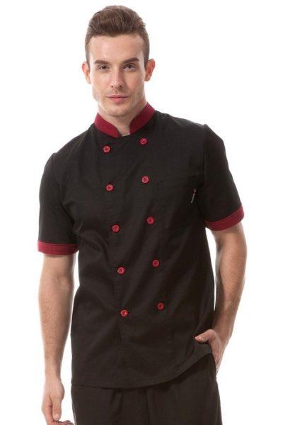 áo bếp may theo yêu cầu 09