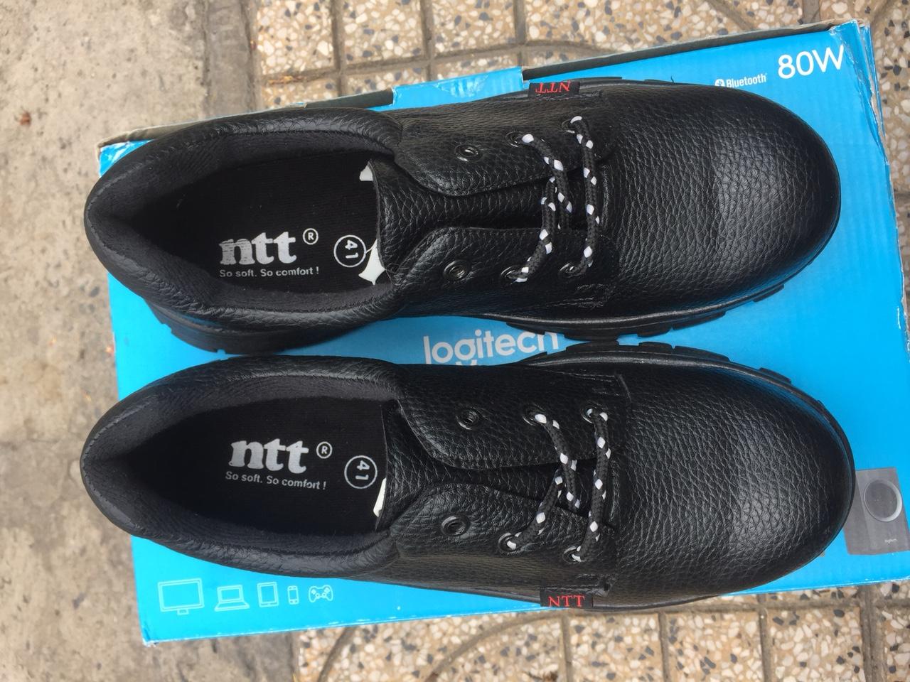 Giày mũi sắt loại thường