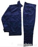 Quần áo công nhân dài tay may sẵn 02