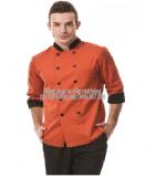 áo bếp cam hàng đặt may 06