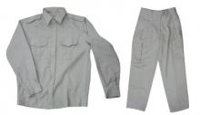 Quần áo công nhân dài tay may sẵn 03