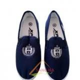 Giày vải công nhân XP màu xanh đen