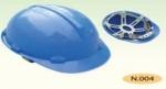 Nón công nhân xây dựng xanh